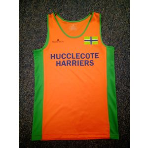 Hucclecote Harriers Mens Vest