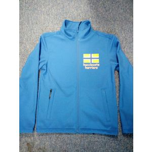 Hucclecote Harriers Womens Softshell